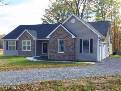 3285 BACK MOUNTAIN RD Winchester, VA MLS# FV10020038