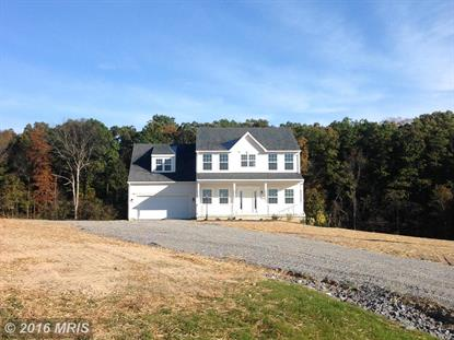 166 PLOW RUN LN Winchester, VA MLS# FV9705414