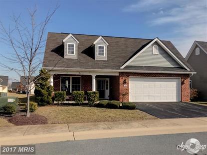 104 BUTTERSCOTCH CT Winchester, VA MLS# FV9849088