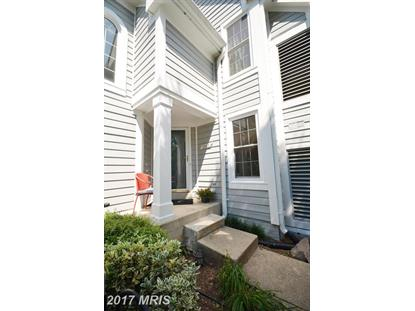 1563 CHURCH HILL PL #1563 Reston, VA MLS# FX10002825