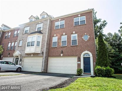 12169 BRIDGEND RUN Fairfax, VA MLS# FX10012285