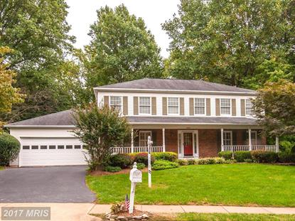 1329 QUAIL RIDGE DR Reston, VA MLS# FX10020217