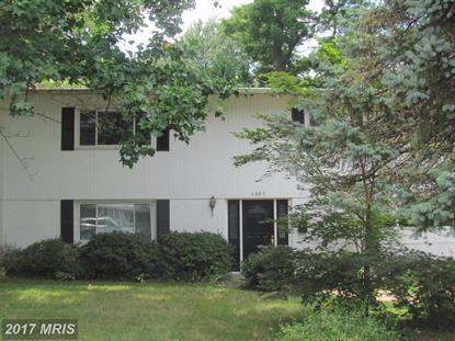 6803 OLD CHESTERBROOK RD McLean, VA MLS# FX10021233