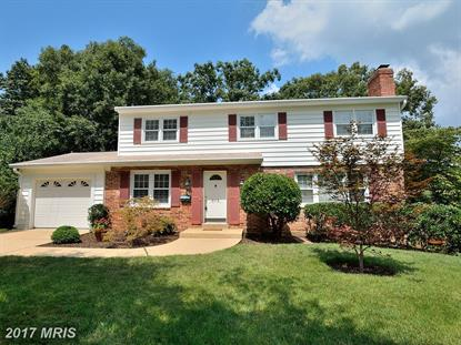 8316 BOUND BROOK LN Alexandria, VA MLS# FX10034503