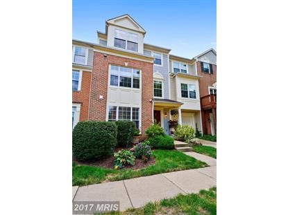 4357 HACKNEY COACH LN #154 Fairfax, VA MLS# FX10036041