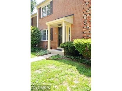 2270 GUNSMITH SQ Reston, VA MLS# FX10058338