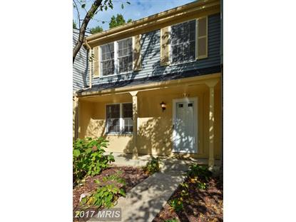 1585 BENNINGTON WOODS CT Reston, VA MLS# FX10079532