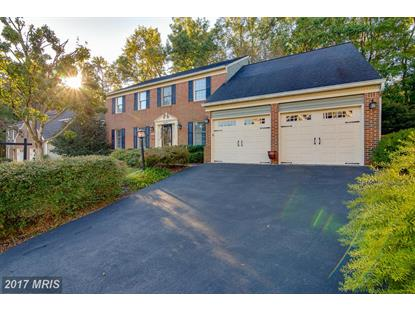8609 CHERRY DR Fairfax, VA MLS# FX10086015