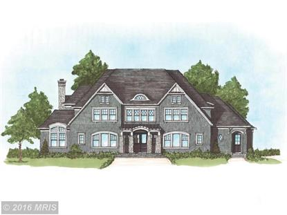 1001 TURKEY RUN RD McLean, VA MLS# FX9560436