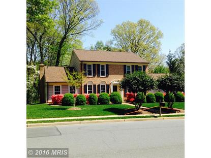 10912 HUNT CLUB RD Reston, VA MLS# FX9612805