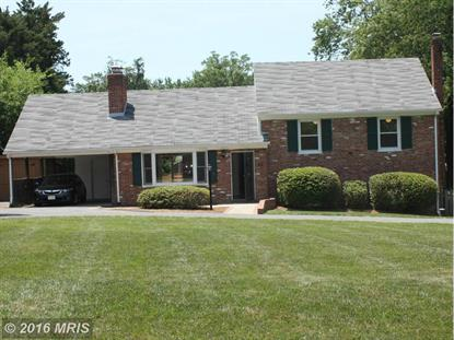 10729 MARLBOROUGH RD Fairfax, VA MLS# FX9670062