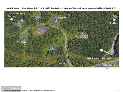 5049 HUNTWOOD MANOR DR Fairfax, VA MLS# FX9705574