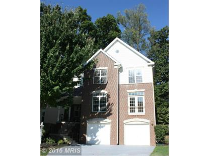 9112 BRIARWOOD FARMS CT Fairfax, VA MLS# FX9767075