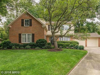 8803 GLADE HILL RD Fairfax, VA MLS# FX9776506