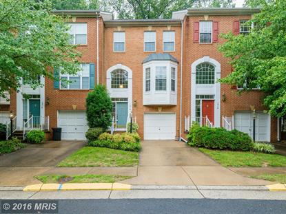 1216 WILD HAWTHORN WAY Reston, VA MLS# FX9778486
