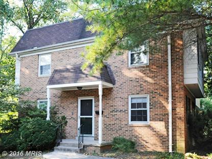 1550 BROOKSHIRE CT Reston, VA MLS# FX9788767