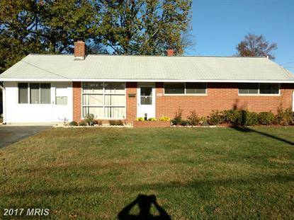 6305 COTTONWOOD DR Alexandria, VA MLS# FX9804542