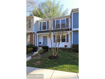1553 BENNINGTON WOODS CT Reston, VA MLS# FX9818165