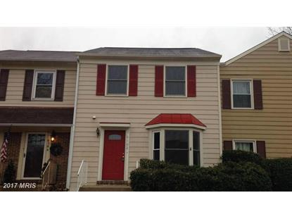 6102 OLD BRENTFORD CT Alexandria, VA MLS# FX9835482