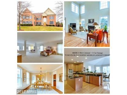 1163 MARKELL CT Reston, VA MLS# FX9839029