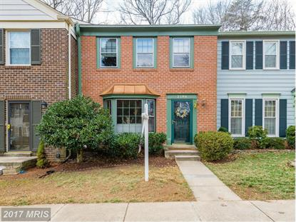 2186 POND VIEW CT Reston, VA MLS# FX9864287