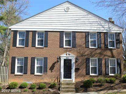 11878 ABERCORN CT Reston, VA MLS# FX9904584