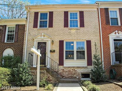 11854 ABERCORN CT Reston, VA MLS# FX9915094