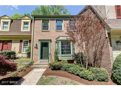 11722 PUTTING GREEN CT Reston, VA MLS# FX9921844