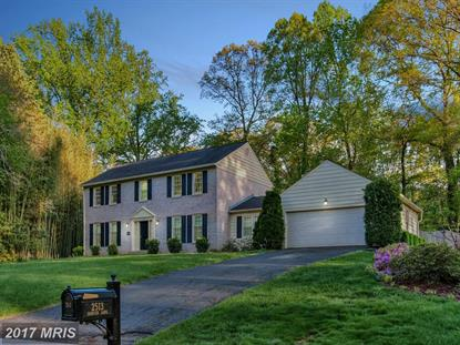 2513 FARRIER LN Reston, VA MLS# FX9938931