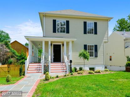 2642 SIDE DR Alexandria, VA MLS# FX9971396