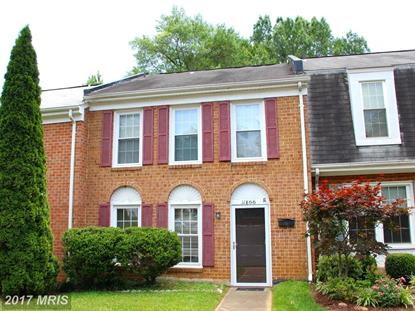 11866 SAINT TRINIANS CT Reston, VA MLS# FX9986908