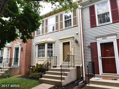 6586 SAND WEDGE CT Alexandria, VA MLS# FX9998921