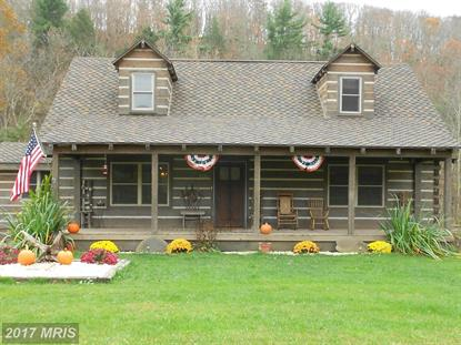 1456 UPPER SKAGGS RUN RD, Baker, WV