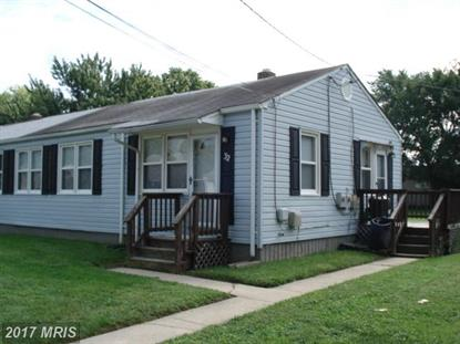 32 SWAN ST Aberdeen, MD MLS# HR10061199