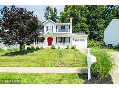 2805 BYNUM OVERLOOK DR Abingdon, MD MLS# HR9702770