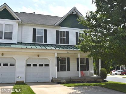 114 CANVAS PL Bel Air, MD MLS# HR9992393