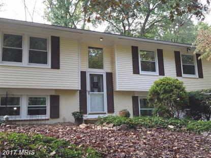 10649 FAULKNER RIDGE CIR Columbia, MD MLS# HW10008666