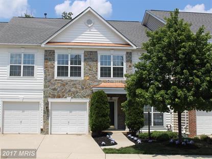 8822 WARM GRANITE DR #54 Columbia, MD MLS# HW10016323