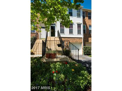 9111 CARRIAGE HOUSE LN #6 Columbia, MD MLS# HW10045770