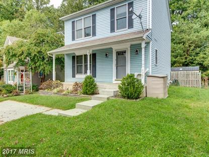 6367 WOODLAND FOREST DR Elkridge, MD MLS# HW10062948