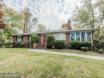 3345 COVENTRY COURT DR Ellicott City, MD MLS# HW9792803