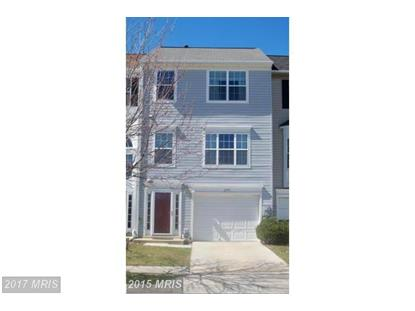 6373 GRAY SEA WAY Columbia, MD MLS# HW9851112