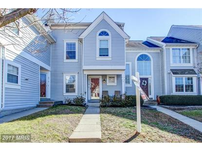8516 HARVEST VIEW CT Ellicott City, MD MLS# HW9862202
