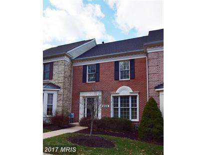 8418 CEDARCREEK CT Ellicott City, MD MLS# HW9862634