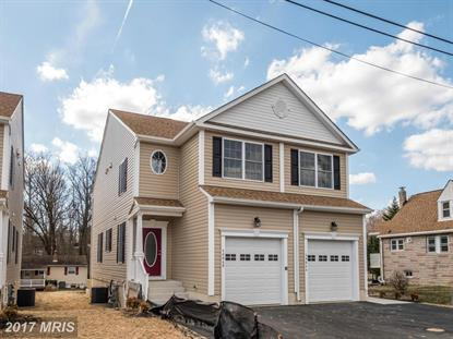 6406 HARTHORN AVE #A Elkridge, MD MLS# HW9875938