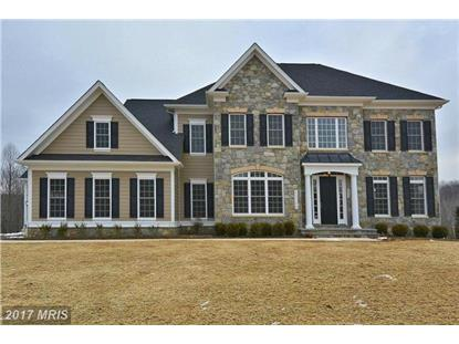 5022 GAITHERS CHANCE DR Clarksville, MD MLS# HW9880082