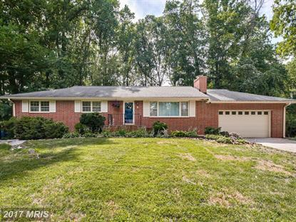 2890 ROSEMAR DR Ellicott City, MD MLS# HW9989938