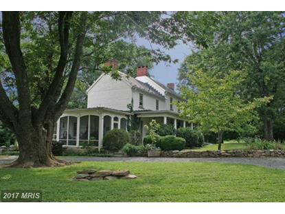 19606 TELEGRAPH SPRINGS RD Purcellville, VA MLS# LO8450792