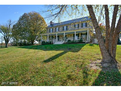 18806 SILCOTT SPRINGS RD Purcellville, VA MLS# LO9803533