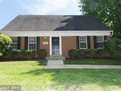 9737 PLEASANT GATE LN Potomac, MD MLS# MC10020337